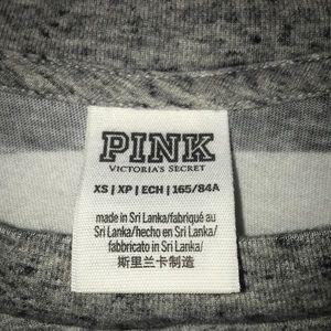 PINK Victoria's Secret Tops - PINK Victoria's Secret long sleeve bling top